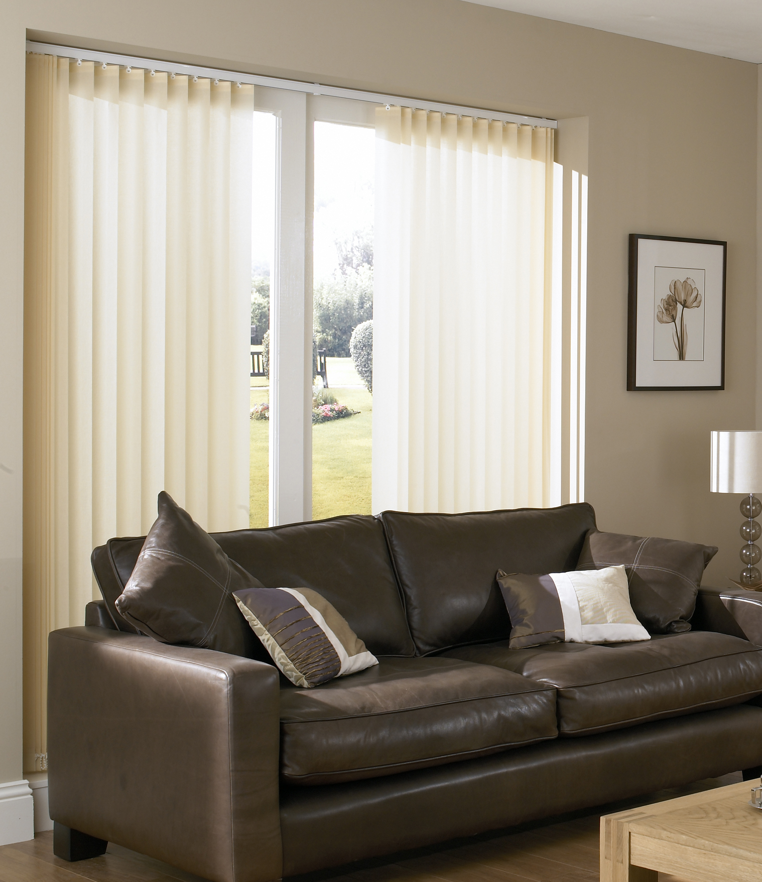 Replacement Vertical Blind Slats Made To Measure