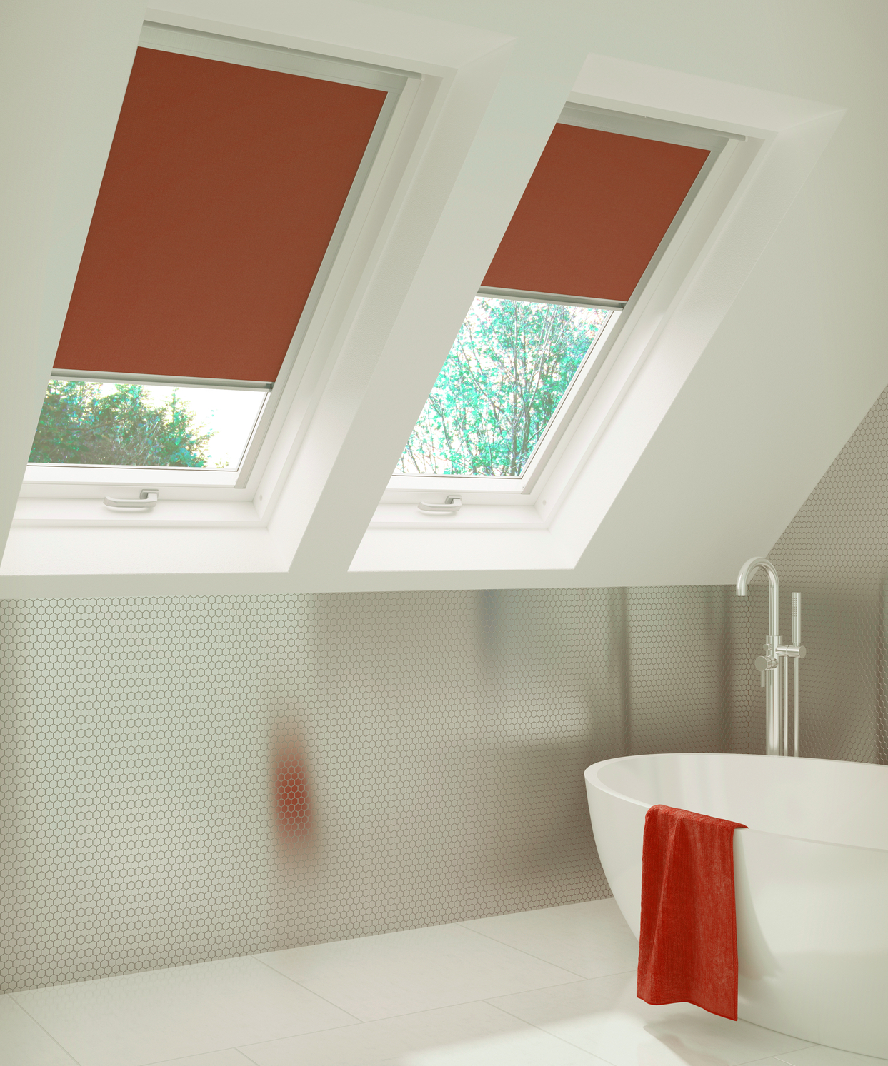 Roof Blinds By Decora