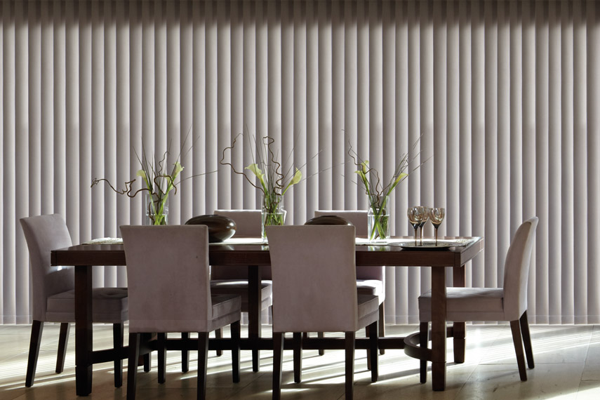 Blackout Vertical Blind Slats