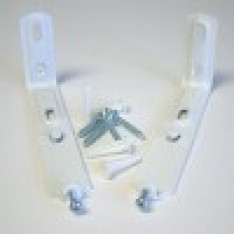 Vertical Blind Face Brackets