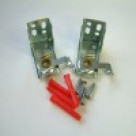 35 and 50mm Venetian brackets